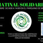 Matinal Solidaria en Terrasa (Barcelona)