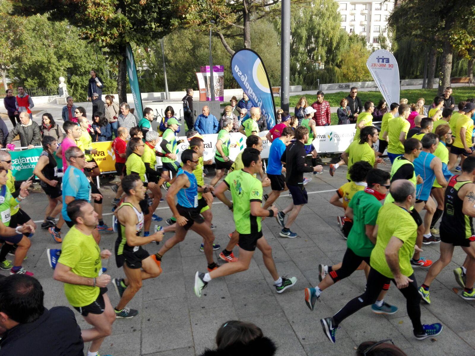 Carrera Caja Viva Solidaria (Burgos)
