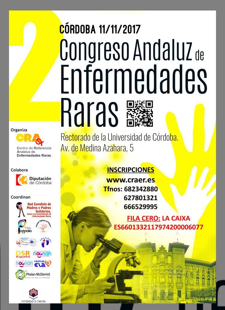 Congreso Andaluz de Enfermedades Raras
