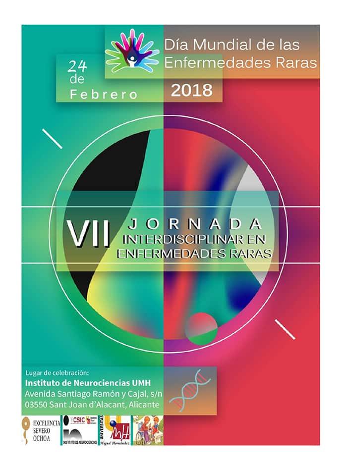 VII Jornada Interdisciplinar en enfermedades raras organizada por la Asociación AHEDYSIA