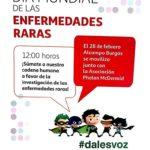 Día mundial de las EERR, Burgos