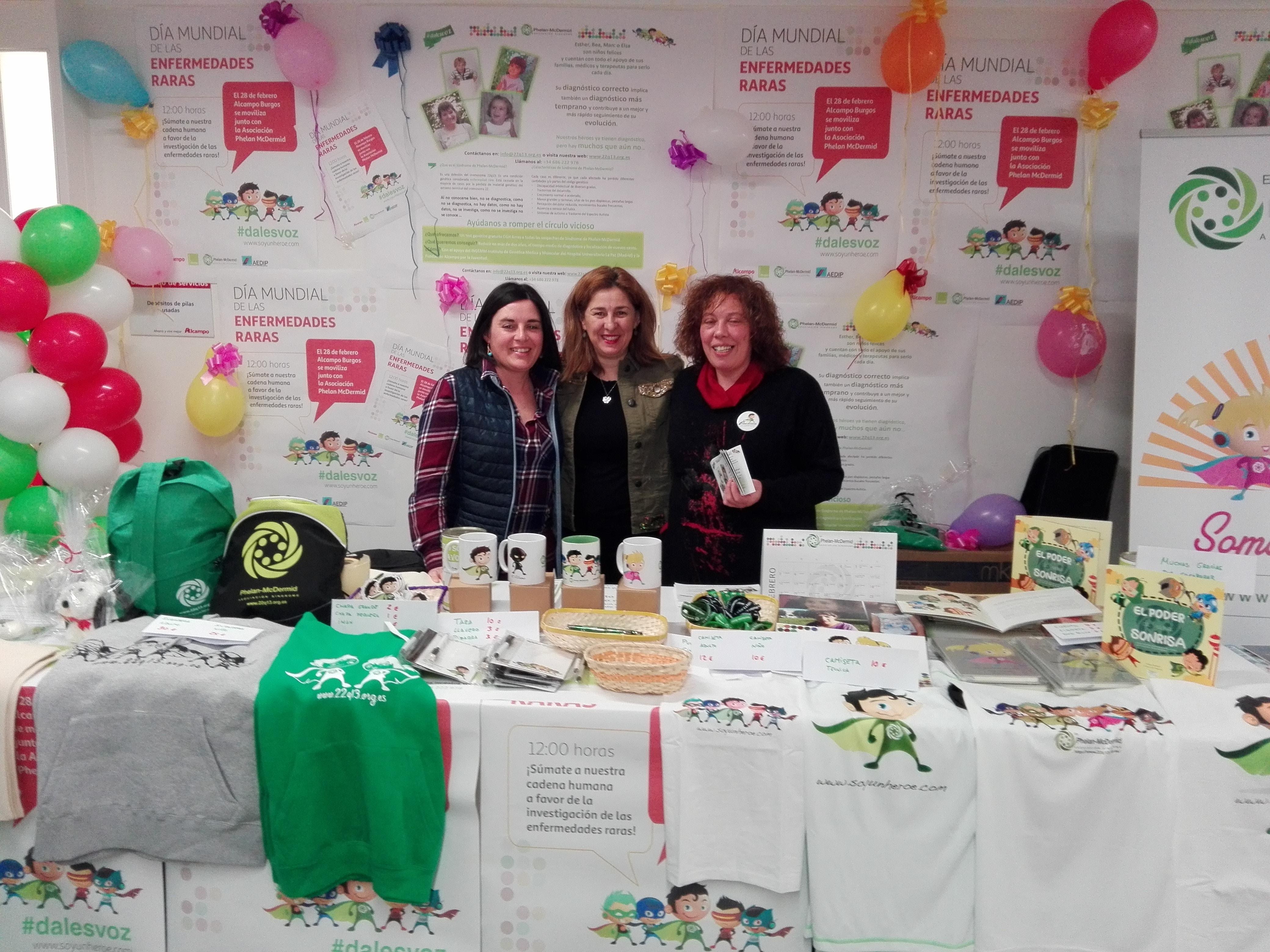 Día Mundial de las Enfermedades Raras en Burgos