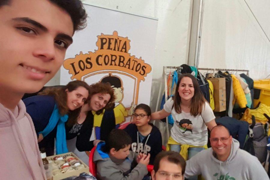 I Concentración de Superhéroes Peña Los Corbatos