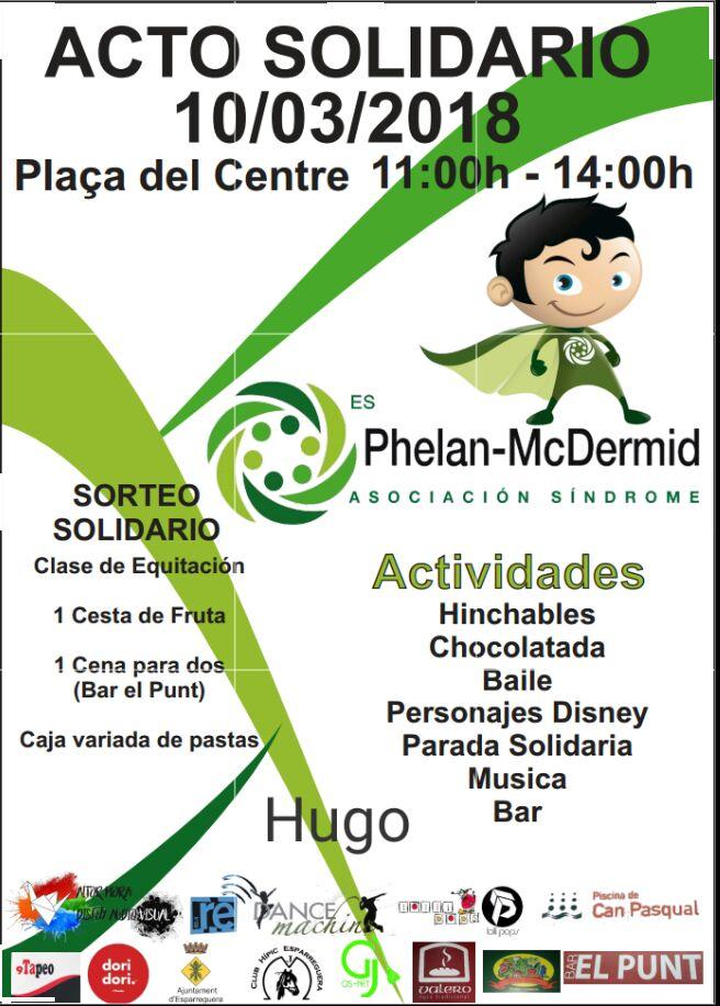 Evento solidario infantil en esparraguera Barcelona