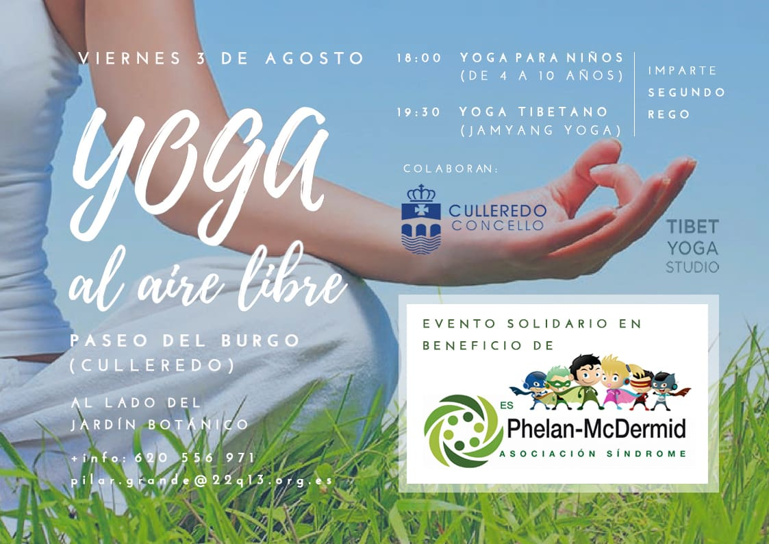 Jornada de Yoga al aire libre en  A Coruña