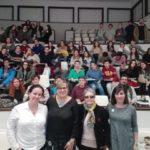 Mesa redonda en la Facultad de Medicina de Sevilla