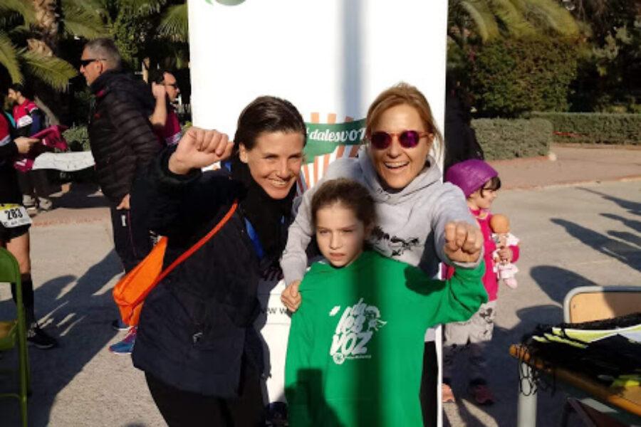 Carrera Solidaria en Valencia