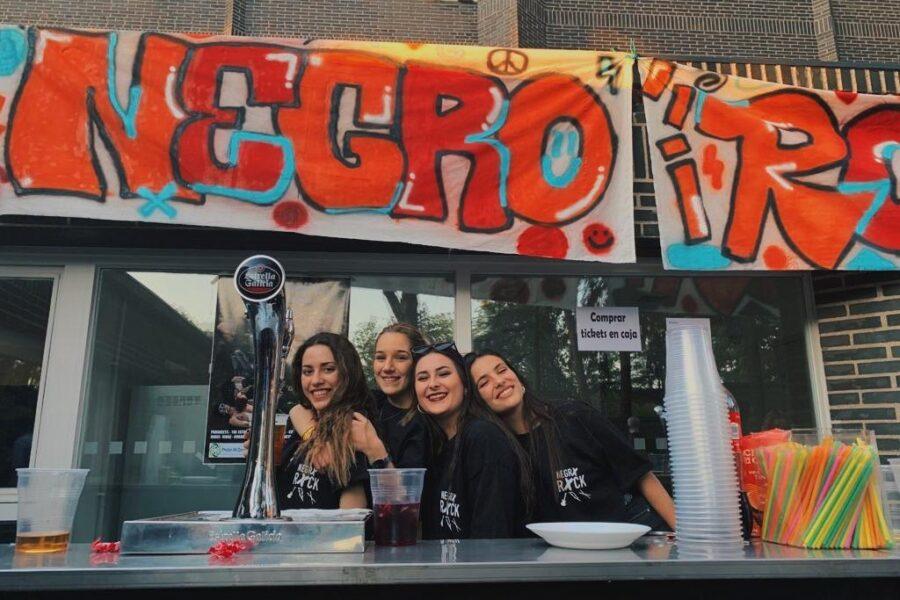 Festival Negro Rock (Madrid) con PMS