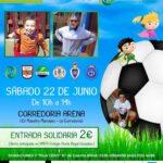 Torneo Solidario a favor de la Asociación Phelan-McDermid (Oviedo)