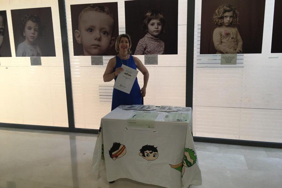 """Exposición Fotográfica """"Conociendo el Síndrome Phelan-McDermid"""""""