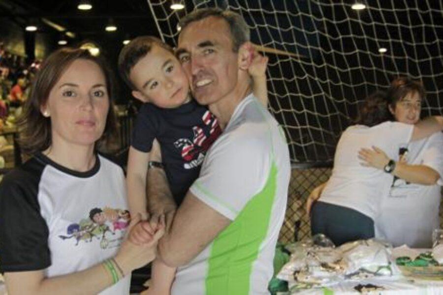 I Torneo de fútbol solidario celebrado en Oviedo  22 de junio a favor de nuestra Asociación Síndrome Phelan McDermid.